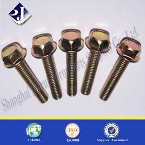 Gr5 Hexagon Head Flange Bolt pictures & photos