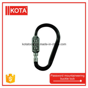 Password Mountaineering Buckle Lock Luggage Combination Lock Padlock