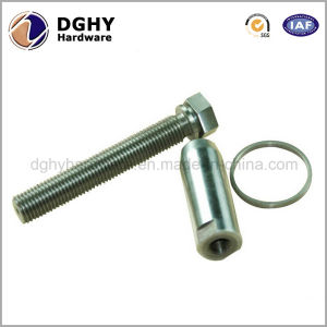 Customized High Precision CNC Machining Aluminium/Bronze CNC Turning Parts pictures & photos