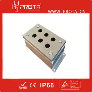 Waterproof 304 316 Stainless Steel Small Junction Box pictures & photos