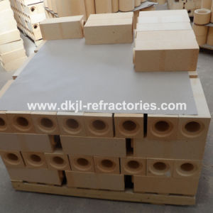 Refractory Runner Brick or Fire Clay Pipe Brick pictures & photos