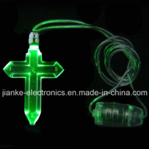 Logo Customizedchristmas LED Necklace with Logo Printed (2001) pictures & photos