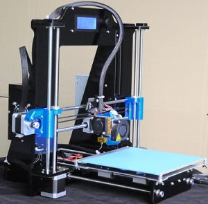 Chinese First High Precision Desktop DIY 3D Printer Kit for Sale pictures & photos