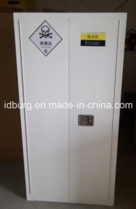 China Stainless Steel Lab Furniture Poison Storage Cabinet (PSC-1500)