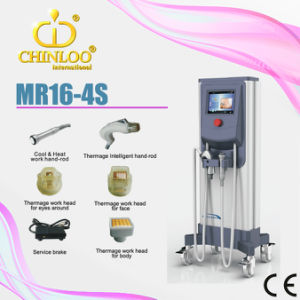 2015 High Frequency Radio Frequency Anti Aging and Wrinkles Removal Beauty Machine (MR16-4S) pictures & photos
