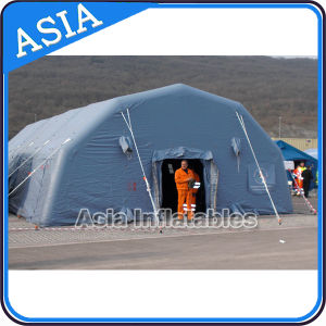 Inflatable Military Tents, Temporary Structures for Emergency, Inflatable Camping Tent pictures & photos
