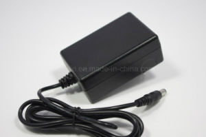 8.4V 2A EU Plug and DC Male Connector Lithium Battery Charger pictures & photos