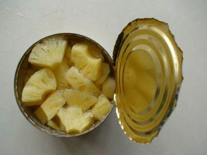 Top Quality Canned Pineapple in Tin pictures & photos
