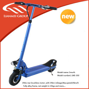 Wholesale 36V Lithium Battery Folding Electrical Scooter pictures & photos