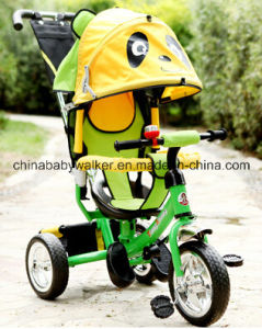 New Popular Style Adjustable Seat Safety Baby Tricycle pictures & photos