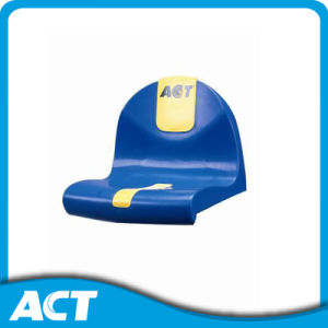 Hot Sale Plastic Bucket Seat with Advertisement Plate From Act Sports pictures & photos