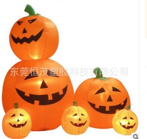 PVC Air Inflation Pumpkin for Halloween pictures & photos