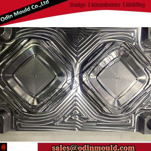 2 Cavity Thin Wall Container Injection Mold pictures & photos