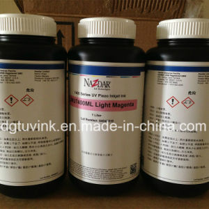 LED Cured Nazdar UV Ink Ricoh Gen4/5 Large Format Printing pictures & photos