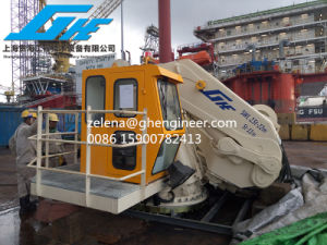 Knuckle Telescopic Provision Handling Crane pictures & photos