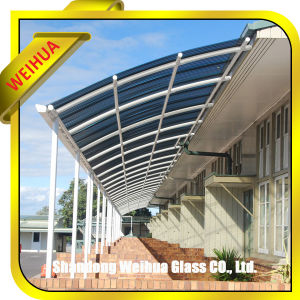 Price of 6mm 8mm10mm Laminated Glass M2 Tempered/Tinted Laminated Glass Price M2 for Fencing/ Railing/Pool pictures & photos