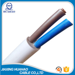 H03VV-F CCA Conductor PVC Insulated Flexible (2X1.5mm2 2X2.5mm2 2X4.0mm2) pictures & photos