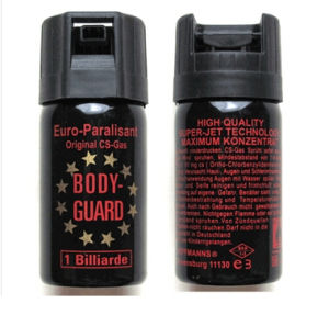 American Tactics Pepper Spray 60ml Military Tear Gas Spray Police Tactics Spray
