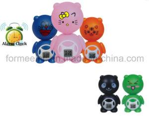 Cartoon Lamp with Alarm Clock Hh518 pictures & photos