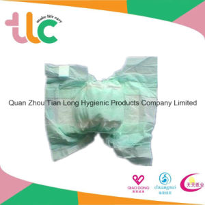 Hot Sale Good Quality Hygienic Baby Diaper in Quanzhou pictures & photos