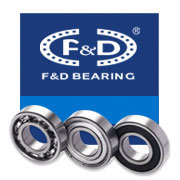 F&D Bearing 6302 2RS ball bearings 6302RS roller bearing pictures & photos