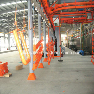 Automatic Powder Coating Equipment for Pallet Rock