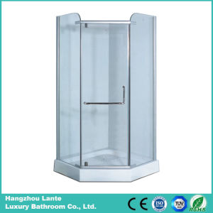 5mm Tempered Glass Shower Screen with Low Tray (LTS-8900) pictures & photos