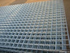 Hot Dipped Galvanized Welded Wire Mesh/Electro Galvanized Square Wire Mesh/Galvanized Weled Wire Mesh for Security pictures & photos