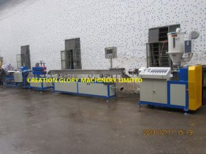 High Quality Automatic PP Pipe Plastic Extruding Manufacturing Machinery pictures & photos