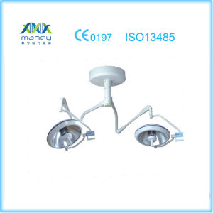 Medical Integral Reflection Operating Lamp with Domestic Arm Approved with Ce (MN-L5/5) pictures & photos