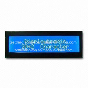 20X2 Character LCD Module, Acm2002e Series pictures & photos