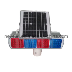 Solar Traffic Signal Light Solar LED Powered Warning Light pictures & photos