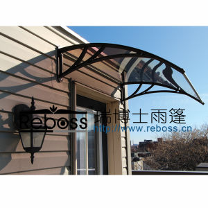 Polycarbonate Awnings/ Canopy / Gazebos/ Shelter for Windows and Doors pictures & photos