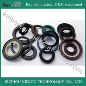Anti Vibration Silicone Rubber Gasket Washer Seal pictures & photos