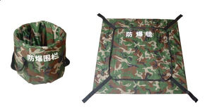 High Quality Explosion-Proof Blanket for Public Place pictures & photos