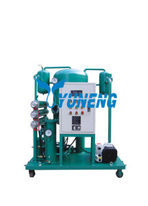 High Efficiency Transformer Oil Filtration Machine pictures & photos