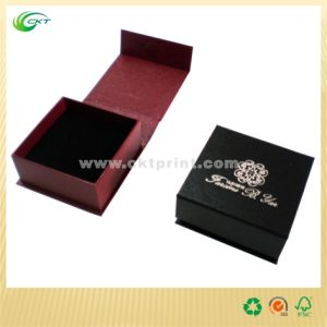 Custom Jewelry Box, Cosmetic Paper Box, Gift Box for Ring (CKT-BK-422) pictures & photos
