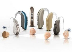 Mars 8 Ast Factory Silver Housing Hearing Aid Bte for Sale pictures & photos