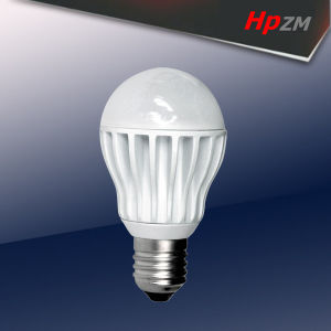 E27 Light Aluminum+Plastic LED Bulb pictures & photos