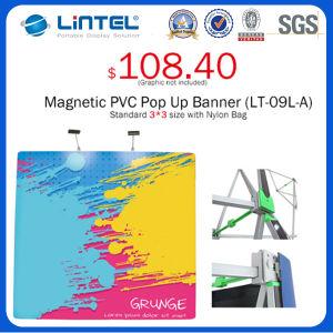 Portable Aluminum Banner Stand Magnetic Pop up (LT-09L-A) pictures & photos
