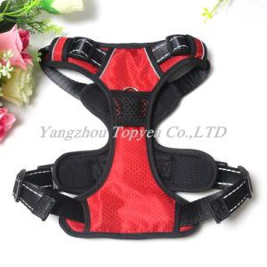Reflective Padded Harness Pet Dog Winter Clothes (YD666) pictures & photos