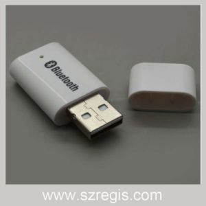 3.5mm USB2.0 Stereo Wireless Audio Receiver Bluetooth 2.1 Adapter pictures & photos
