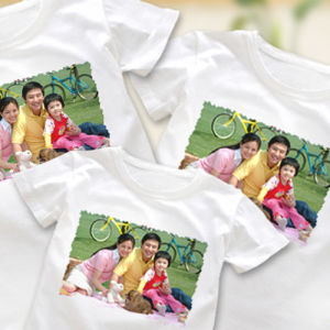Heat Transfer Paper for 100% Cotton White T-Shirt pictures & photos