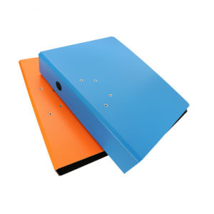 Office Stationery Supply A4 Colorful PP Foam Lever Arch File pictures & photos