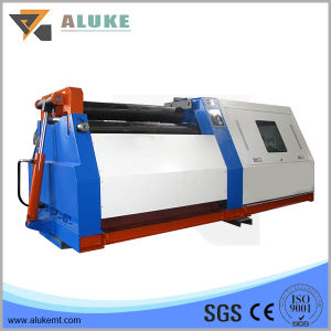 3-Roller Symmetrical Rolling Machine for Metal Sheet Rolling pictures & photos
