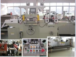 Roll to Roll Self Adhesive Label Die Cutting Machine pictures & photos