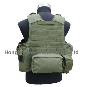 Outdoor Combat Military Tactical Molle Vest pictures & photos
