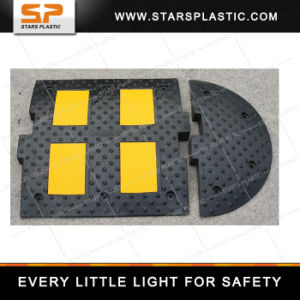 Sb-A74-013 Speed Humps Black Yellow Road Humps pictures & photos