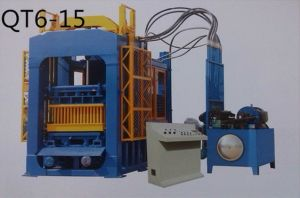 Automatic Soil Clay Brick Making Machine with Guarantee and Good Price pictures & photos