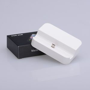 New Black/White Desktop Charge Cradle Docking Station for Samsung pictures & photos